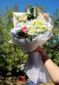 Bó hoa tươi đẹp