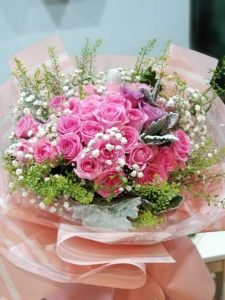 Bó hoa tươi Tam Kỳ