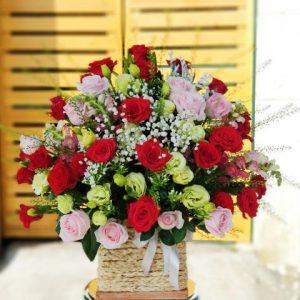 Tiệm hoa tươi